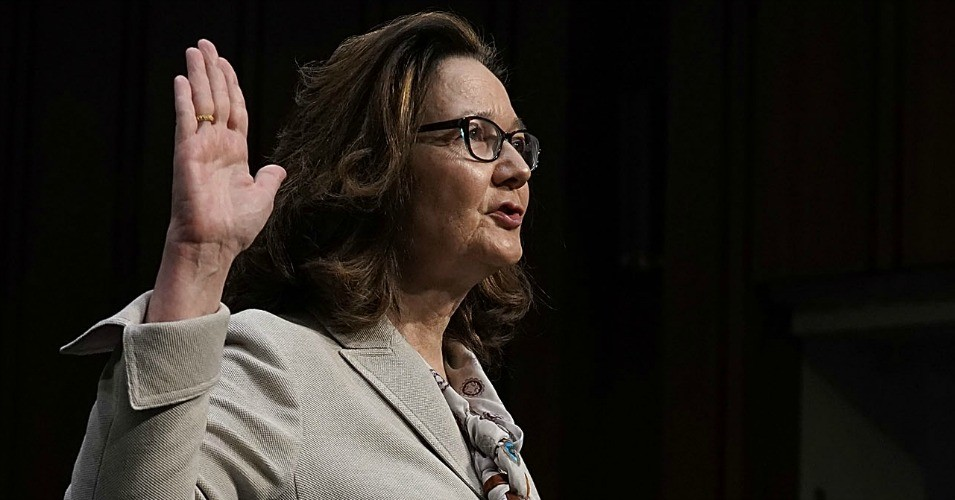 Democrats Shamed for Supporting Gina Haspel, CIA Nominee Who Oversaw 'Chaining Detainees to Ceiling for Days, Naked or in Diapers'