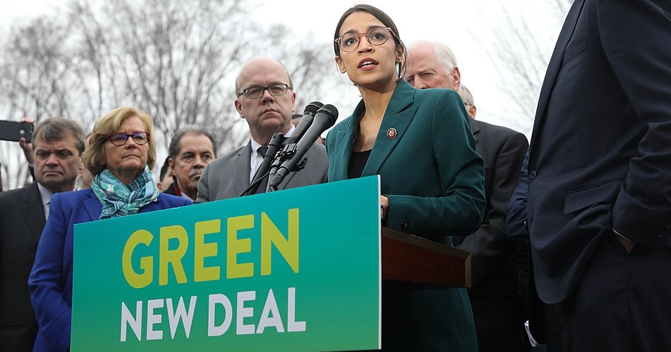 'We Have Roughly 12 Years': Progressives Demand Urgency as Centrist Dems Push Bipartisan Incrementalism