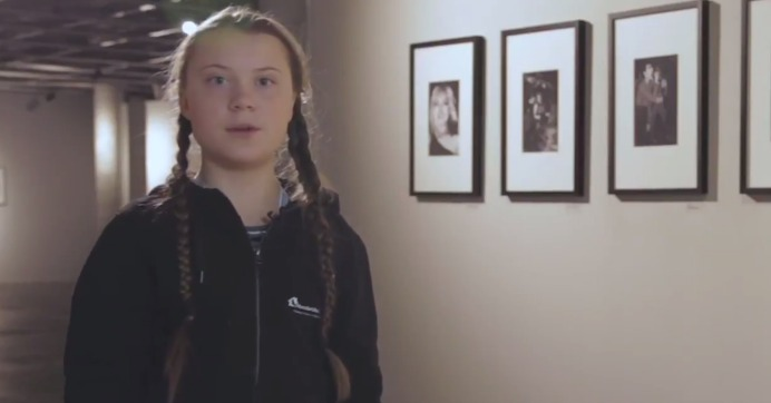 'Whoever You Are, Wherever You Are, We Need You': 15-Year-Old Greta Thunberg Calls for Global Climate Strike