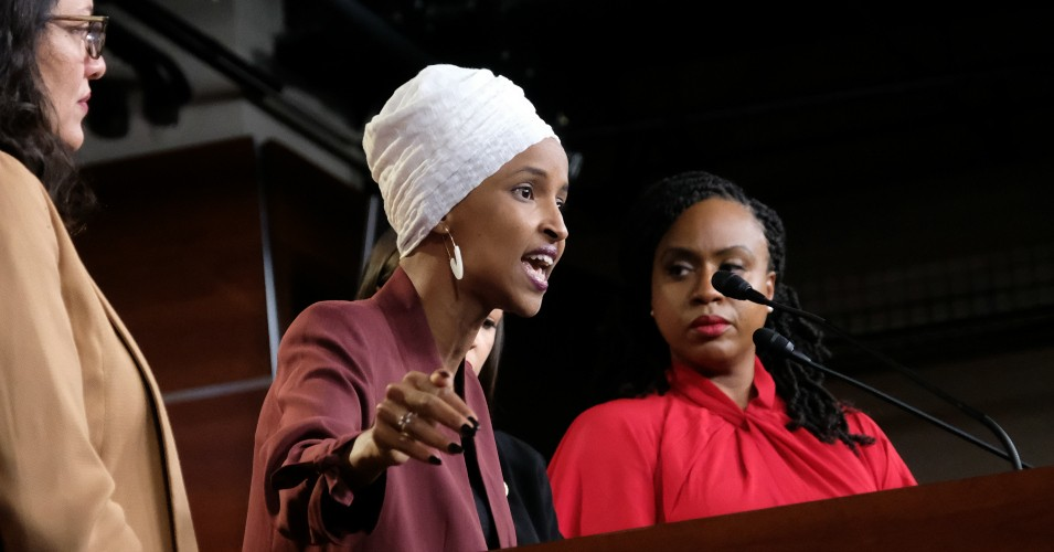 Warning Against 'Another Endless War,' Ilhan Omar Says Congress Must