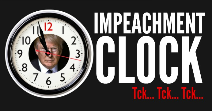 Trump Impeachment Clock Ticks as Poll Shows Just 29% ...