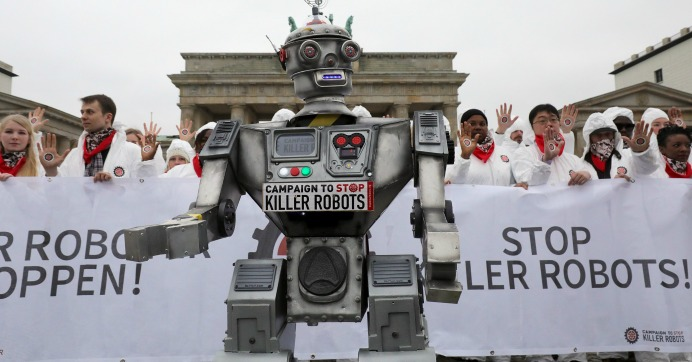 Campaign Renews Demand for Ban on 'Killer Robots,' Calls Out US
