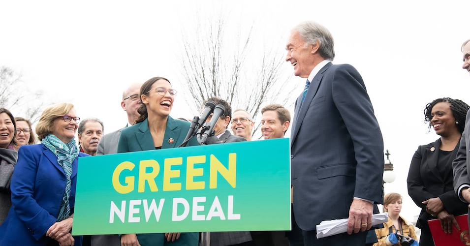 'Most Important Climate Leader in the Senate': Green Groups Back Sen.