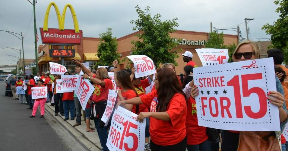 As NLRB Delivers 'Victory' to McDonald's, Docs Reveal Fast Food