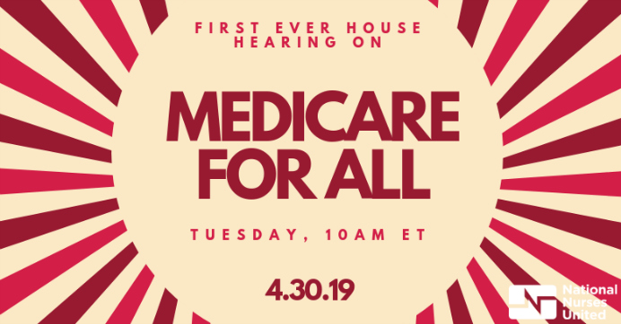 'Historic Step' Toward Healthcare Justice as First-Ever Medicare for All Hearing Set for Next Week