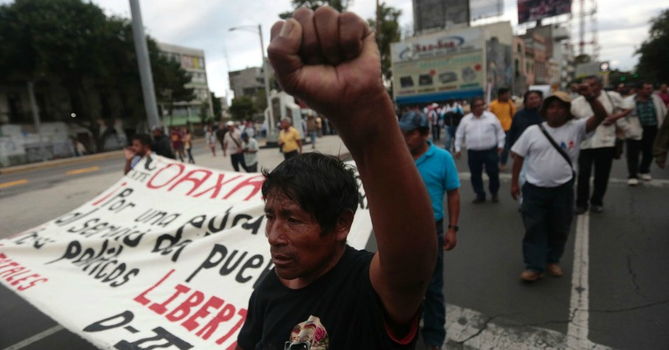 Teacher Killings Ignite Calls for Revolution in Mexico