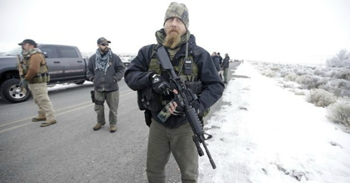 Unbelievable': Right-Wing Militia Found Not Guilty After Armed ...