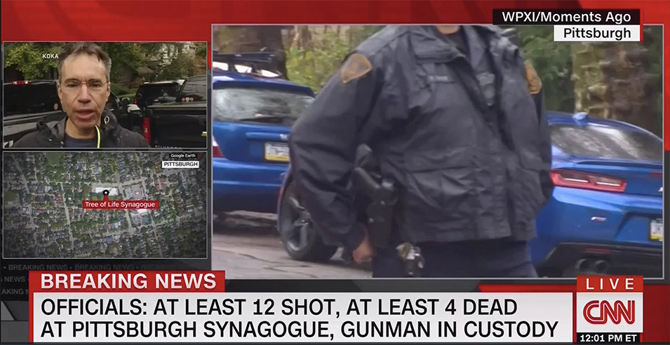 What If Our Dreams Are Right And >> Yet Again: 11 Dead in Mass Shooting At Pittsburgh Synagogue