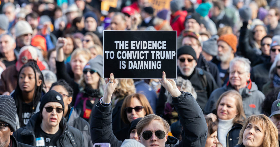 270+ 'Reject the Cover-Up' Protests Planned Across US as Senate GOP