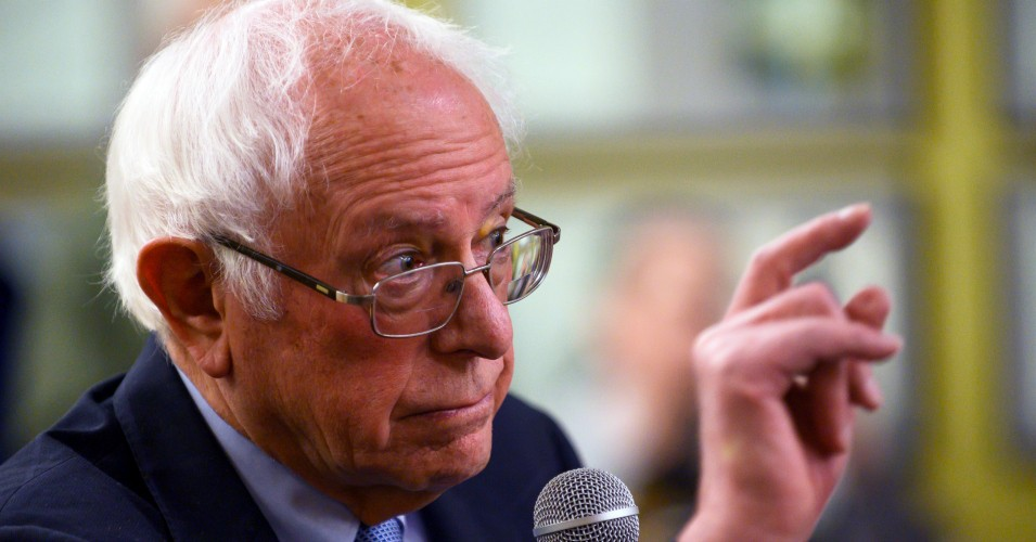 In Response to Oxfam Inequality Report, Sanders Calls for Global