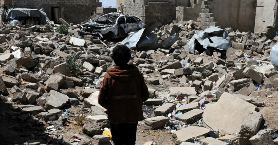 Leaked Docs Show Saudis 'Overwhelmingly Dependent' on Western Weapons to Wage War on Yemen