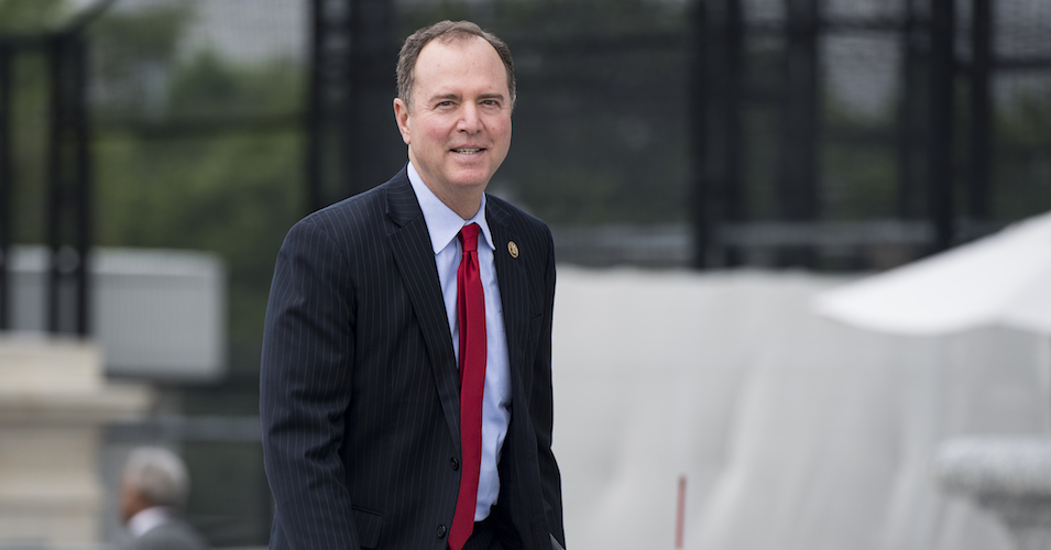 Accusing Adam Schiff of 'Criminalizing Routine Reporting,' Groups Call for Stripping CIA-Backed Provision From Intelligence Legislation