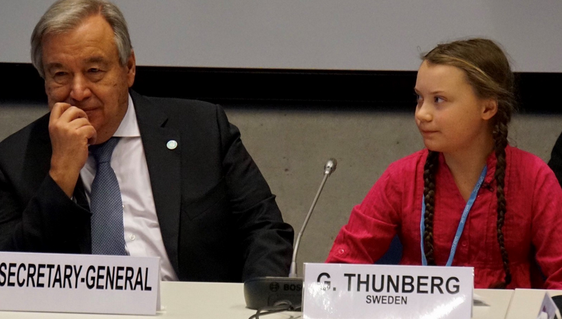 'We Have Not Come Here to Beg World Leaders to Care,' 15-Year-Old Greta Thunberg Tells COP24. 'We Have Come Here to Let Them Know Change Is Coming'