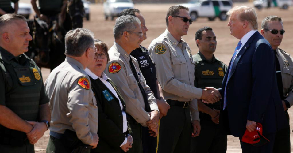 Can US Border Patrol Search my Cell Phone? (CBP) policies