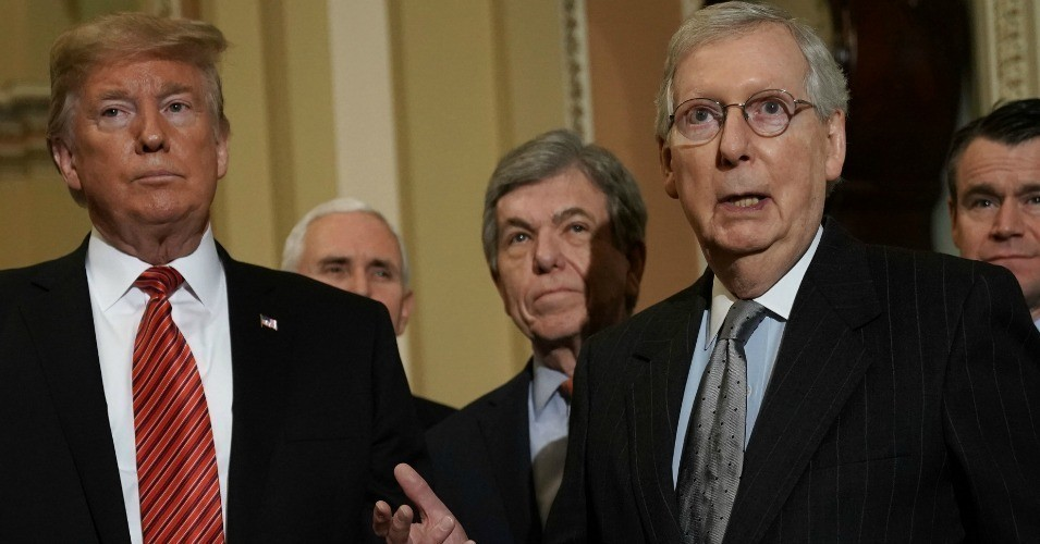 Citing Betrayal of Oath, Watchdog Group Files Formal Ethics Complaint Against McConnell Over Trump Impeachment