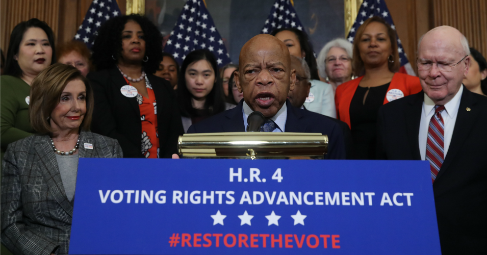 With Support of Just One Republican, House Passes 'Historic' Bill to
