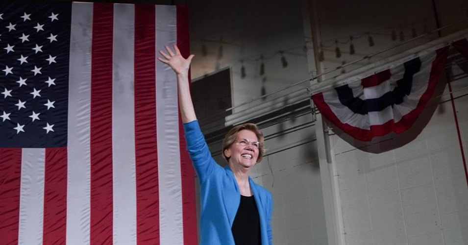 "Sorry, Critics Tell Warren, Greening US Empire's ""Powerful War Machine"" No Answer to Climate Crisis"