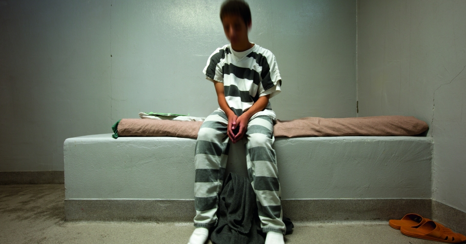 Debtors' Prison for Kids: Poor Children Incarcerated When