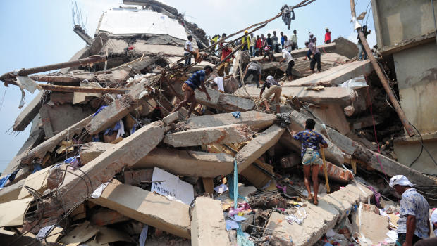 Bangladesh Disaster Who Pays The Real Price Of Your Shirt