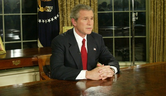 george bush oval office. \u0027The Country You Destroyed\u0027: A Letter To George W. Bush Oval Office