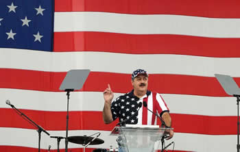 Patriot? Massey Energy CEO Don Blankenship