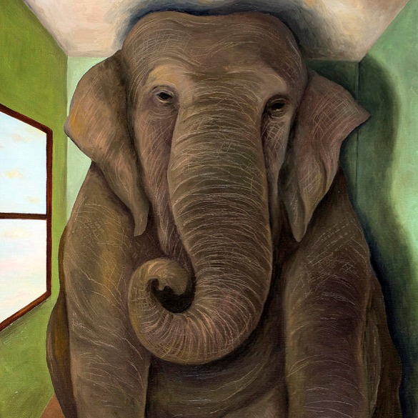 The Elephant in the Room: Militarism