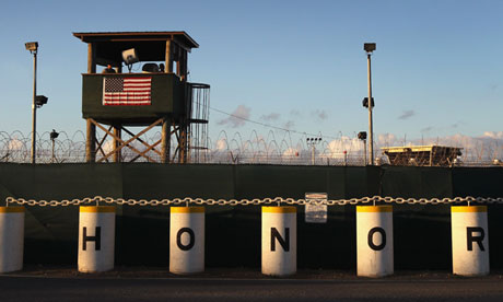 This January sees the fourth anniversary of President Obama's unfulfilled executive order closing the Guantánamo Bay detention camp. (Photograph: John Moore/Getty Images)