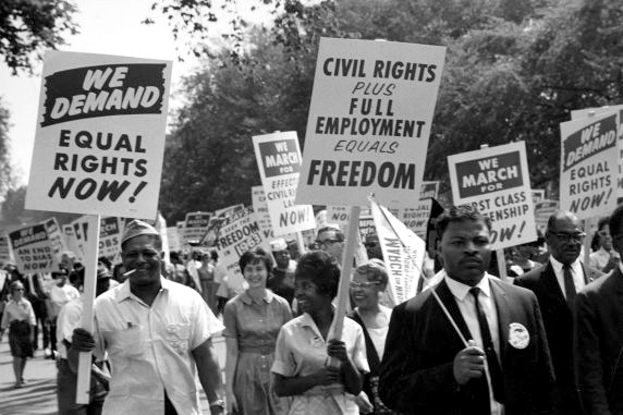 Claiming and Teaching the 1963 March on Washington