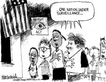 Now We Are All Persons of Interest: Patriot Act Author ...