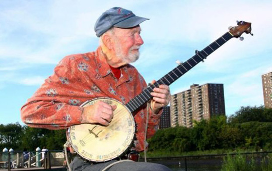 Remembering Pete Seeger: 1919-2014
