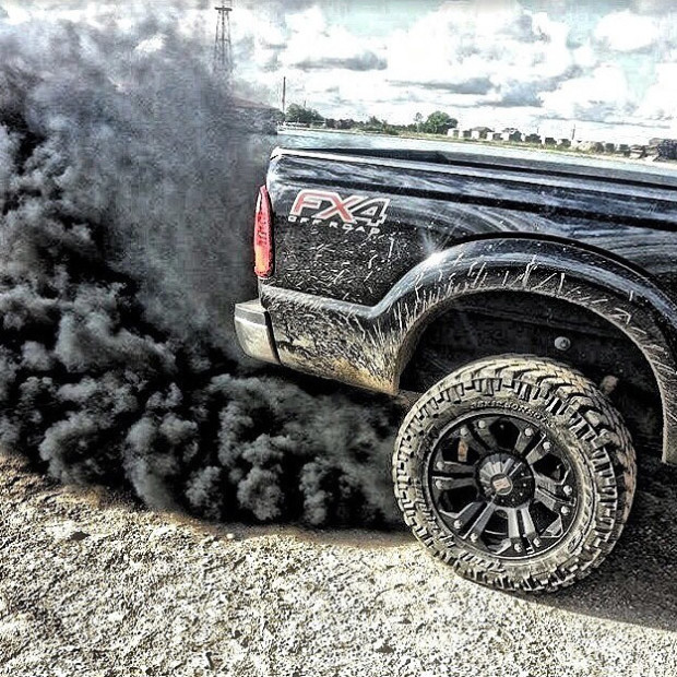 Rollin Coal and Raisin Hell