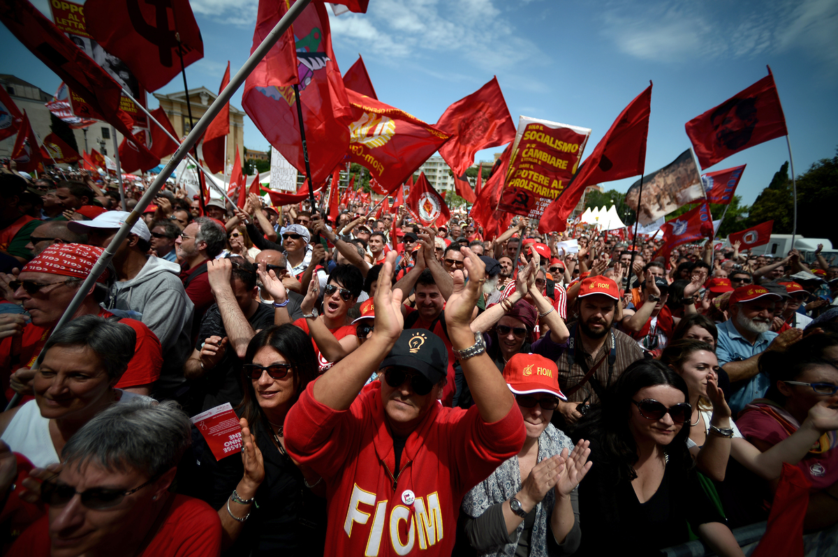 Italy: Strike, Nationwide Protests Against Latest ...