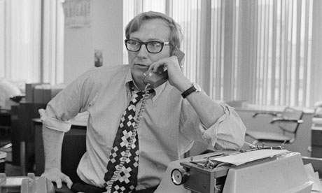 Seymour Hersh exposed the My Lai massacre during the Vietnam war, for which he won the Pulitzer Prize. (Photograph: Wally McNamee/Corbis)