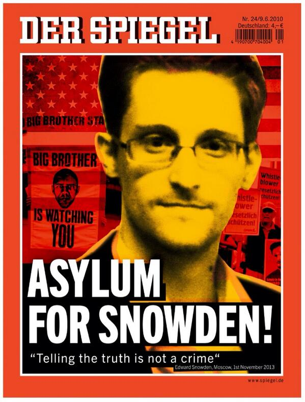 Edward Snowden Pens A Manifesto For The Truth