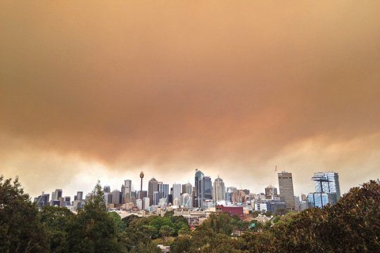 As 'Unparalleled' Bushfires Ravage Australia, Calls to 'Connect the Dots'