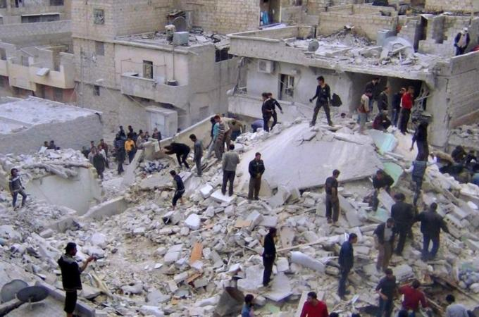 The Recent Israeli Airstrikes Perpetrated With Impunity On Are Yet Another Ilrative Example Of Depths Turmoil To Which Syria Has Sunk Writes