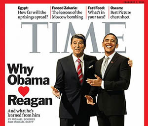 Why Obama ♥ Reagan