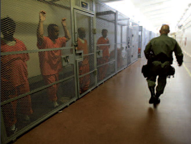 an analysis of the united state prison systems and the economy behind it Most prison systems have  many countries recognize the need for third-party oversight of their prison systems the united kingdom and the state of western.