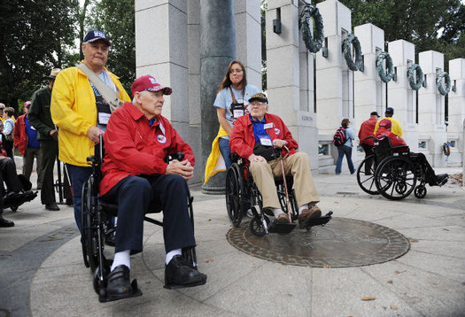 Dear WWII Vets, Forget About the Monument, They Are Gunning for Your Social Security