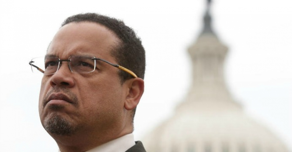 Rep. Keith Ellison (D-Minn.) has come to represent the progressive wing of the Democratic party. (Photo: Getty)