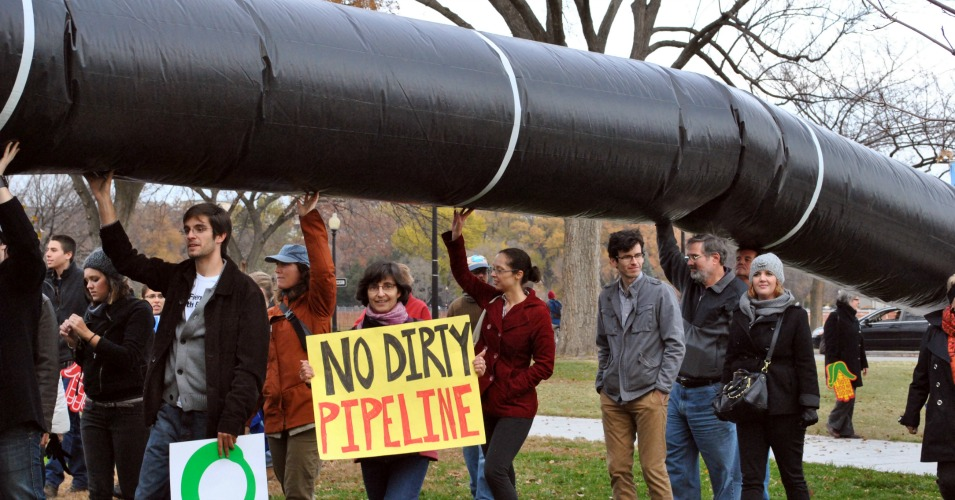 'Turning Back on American People,' US Senate Votes to Approve Keystone XL Pipeline