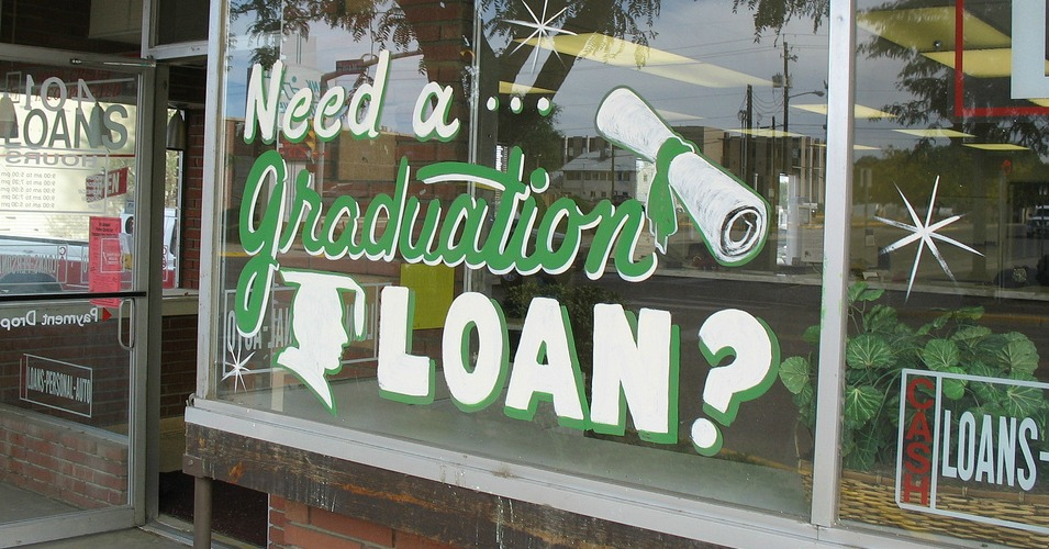 The average class of 2015 borrower will graduate college with just over $35,000 in debt. (Photo: teofilo/flickr/cc)