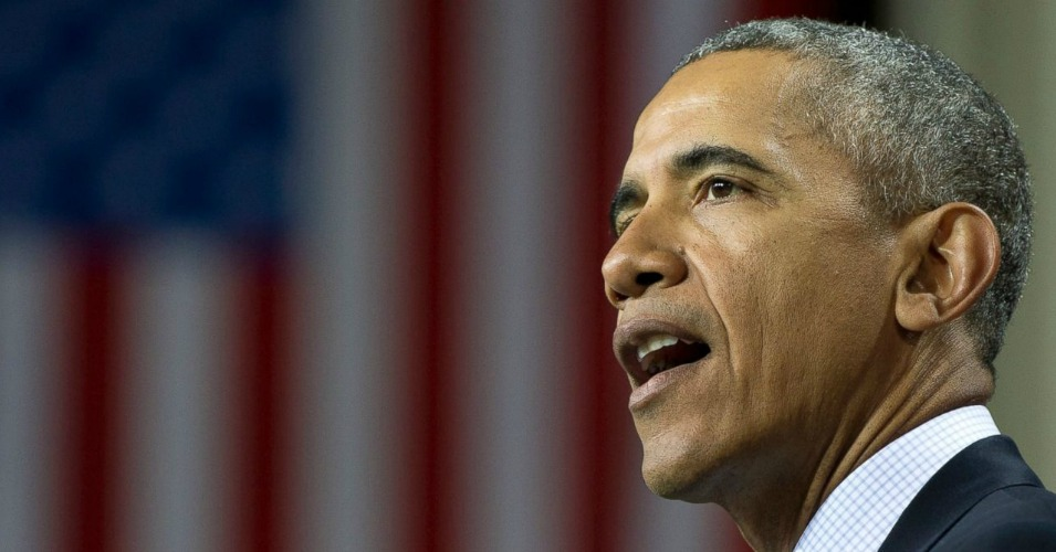 President Barack Obama announced Monday he would send additional troops to Syria. (Photo: AP)
