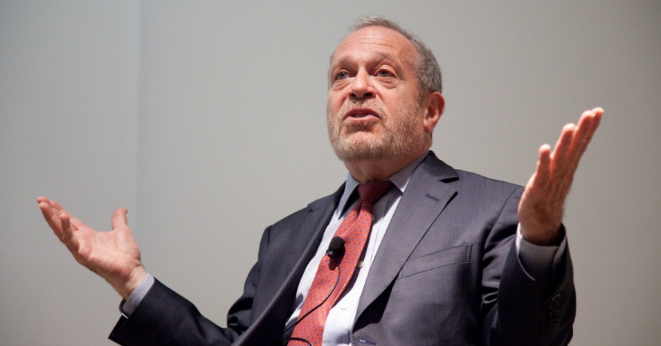 Former Labor Secretary Robert Reich, who once ran for governor of Massachusetts, now teaches at the University of California, Berkeley. (Photo: HarvardEthics/flickr/cc)