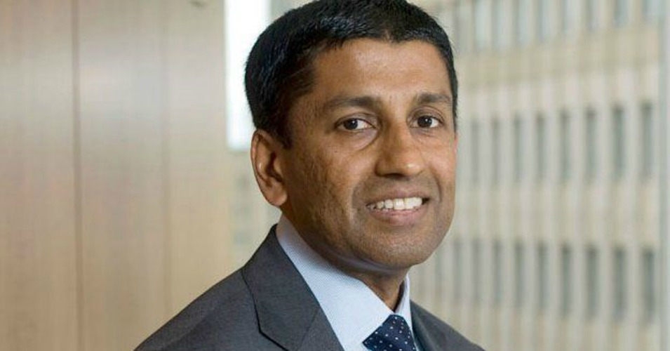 Indian-American judge Sri Srinivasan is among the administration's options to replace Antonin Scalia as a Supreme Court Justice. However, his ties to big, polluting businesses are troubling to the environmental community. (Photo: BBC)