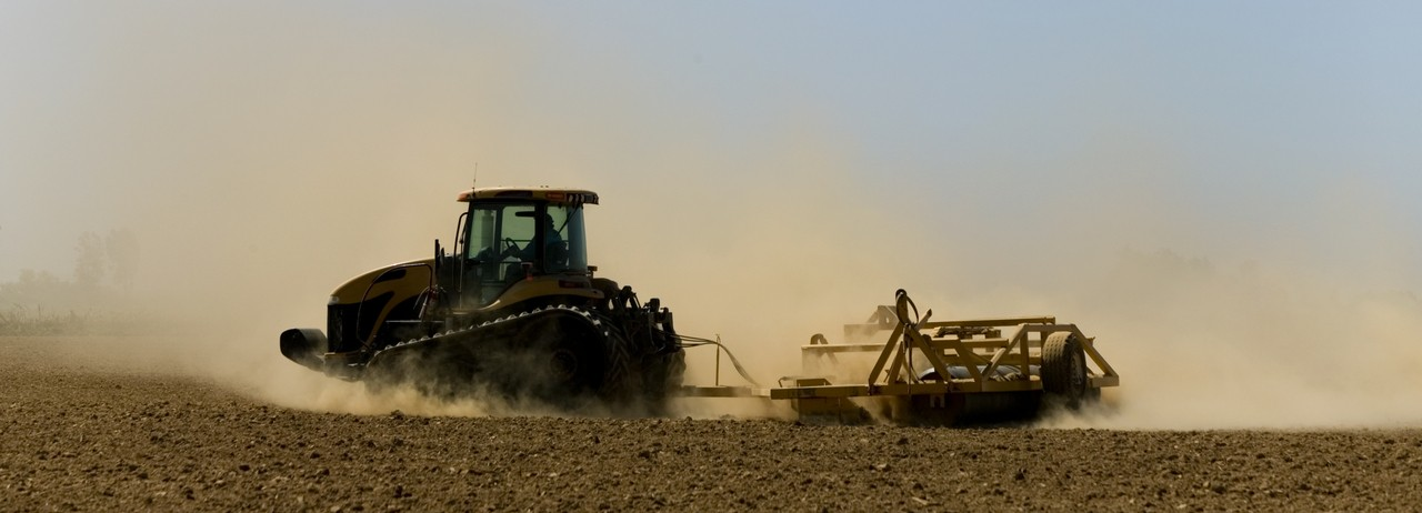 Dust bowl summer heat extremes