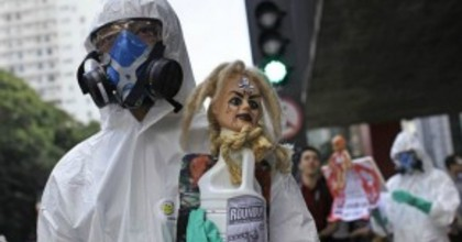 Listen Up, Young People: Virulent Chemicals and Corporate Hegemony Are Cool, Says New Director In Charge of Making Monsanto Look Less Evil