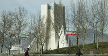 """The Iranian Foreign Ministry denounced President Donald Trump's latest sanctions as evidence that his offer of negotiations over Iran's nuclear program was """"hollow.""""(Photo: Xiquinho Silva/Flickr/cc)"""