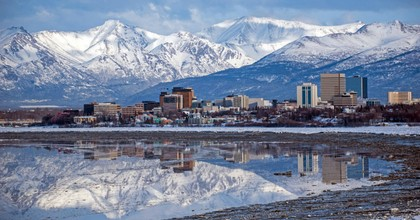 """""""The Anchorage International Airport has just reached 89 degrees. The all-time record high temperature for Anchorage has officially been broken,"""" the Anchorage National Weather Service announced in a tweet late Thursday (Photo: Shutterstock)"""