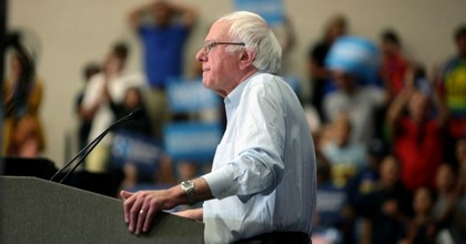 Sen. Bernie Sanders in the waning days of the 2016 presidential campaign. (Photo: Gage Skidmore/flickr/cc)